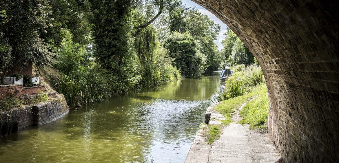 The Kennet & Avon Canal, Wiltshire