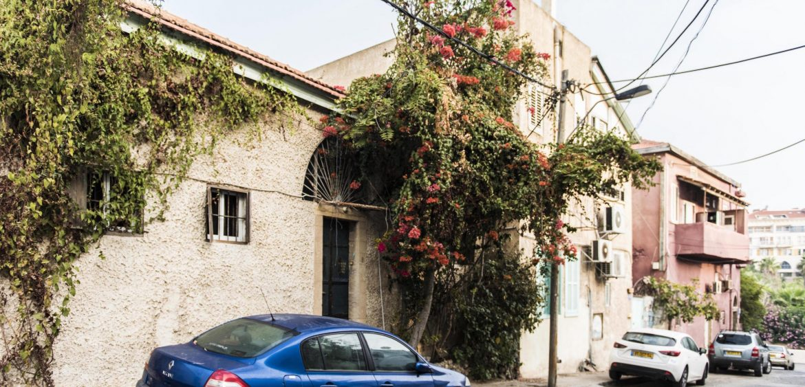 House in the Arab quarters, Jaffa