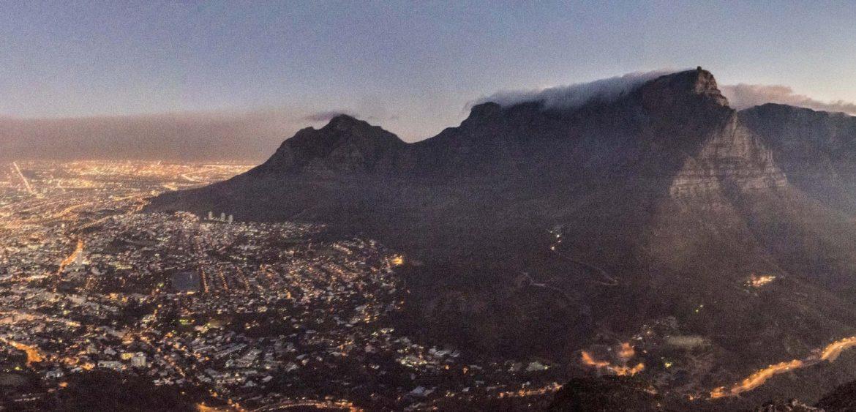 Lion's Head hike, Cape Town