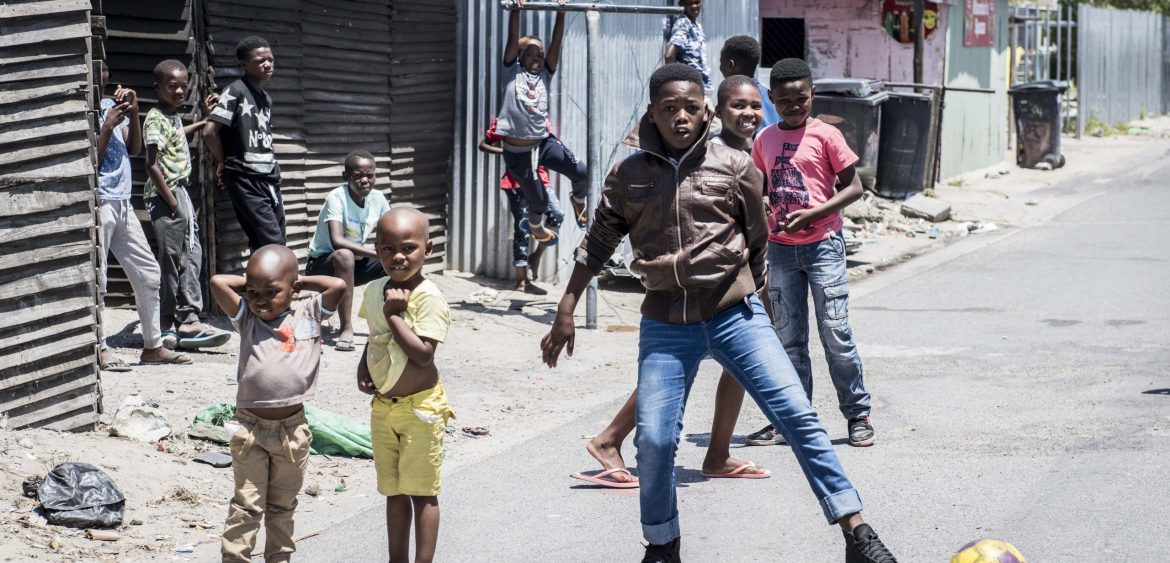 Cape Town, Gugulethu Township Tour