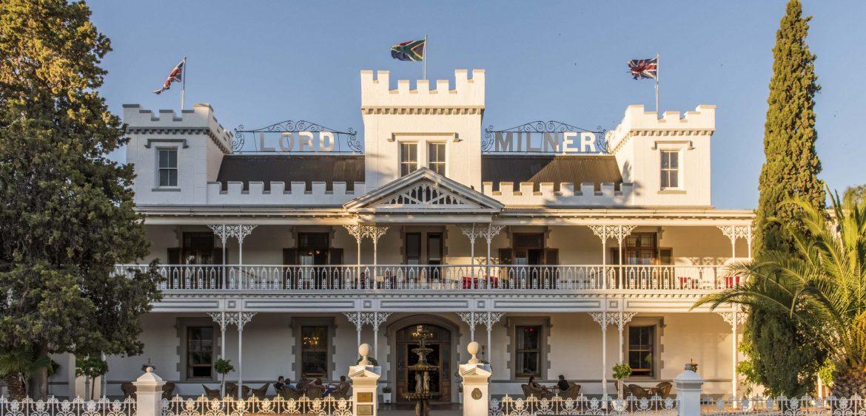 Lord Millner Hotel, Western Province, Great Karoo