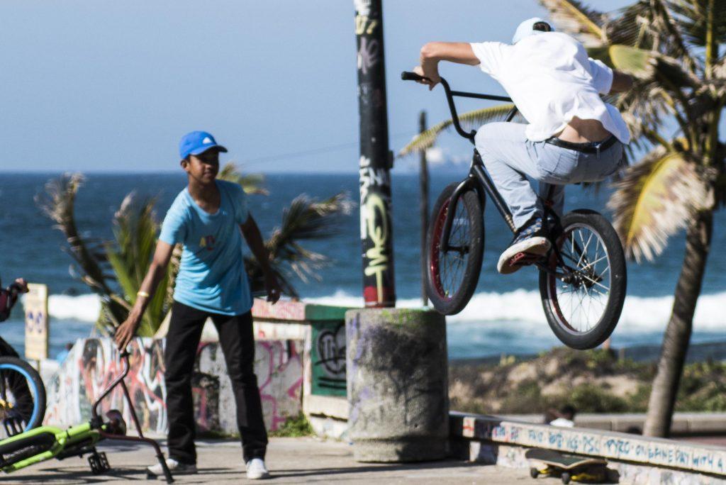 Skateboard park, Durban