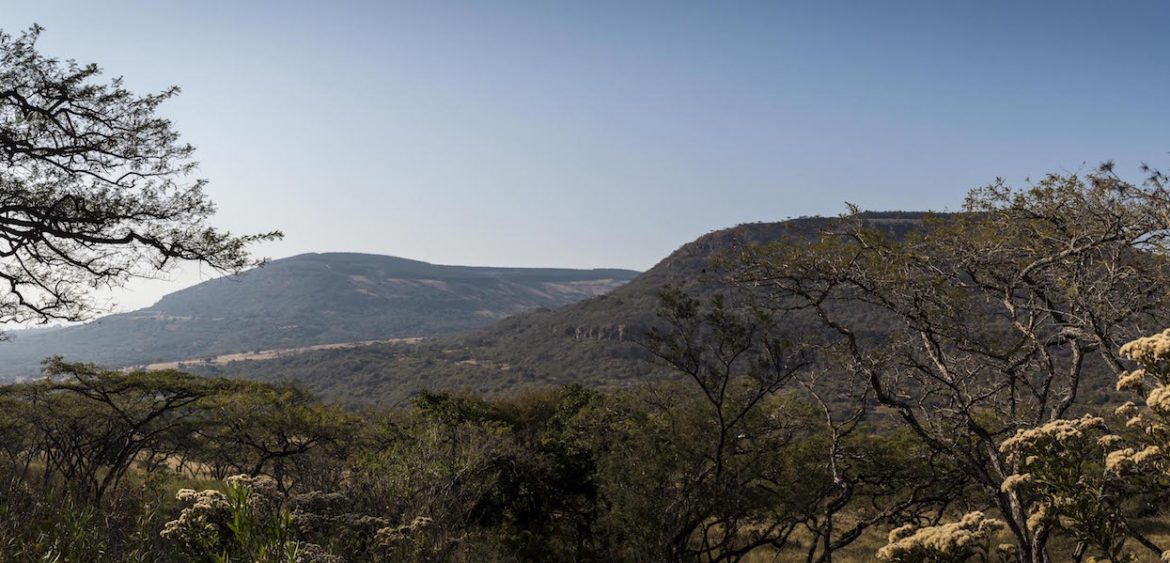 Panorama at Karkloof Nature Reserve