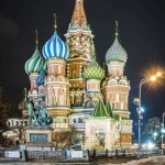 Moscow, St. Basil's Cathedral, Red Square