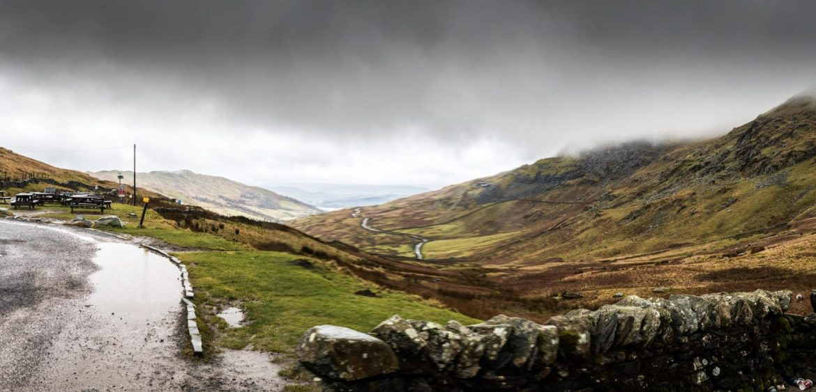 Road Trip from London to Dunnet Head: Kirkstone Pass, Lake District
