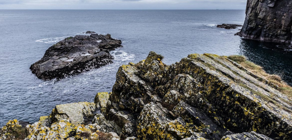 Road Trip from London to Dunnet Head: Whaligoe Haven
