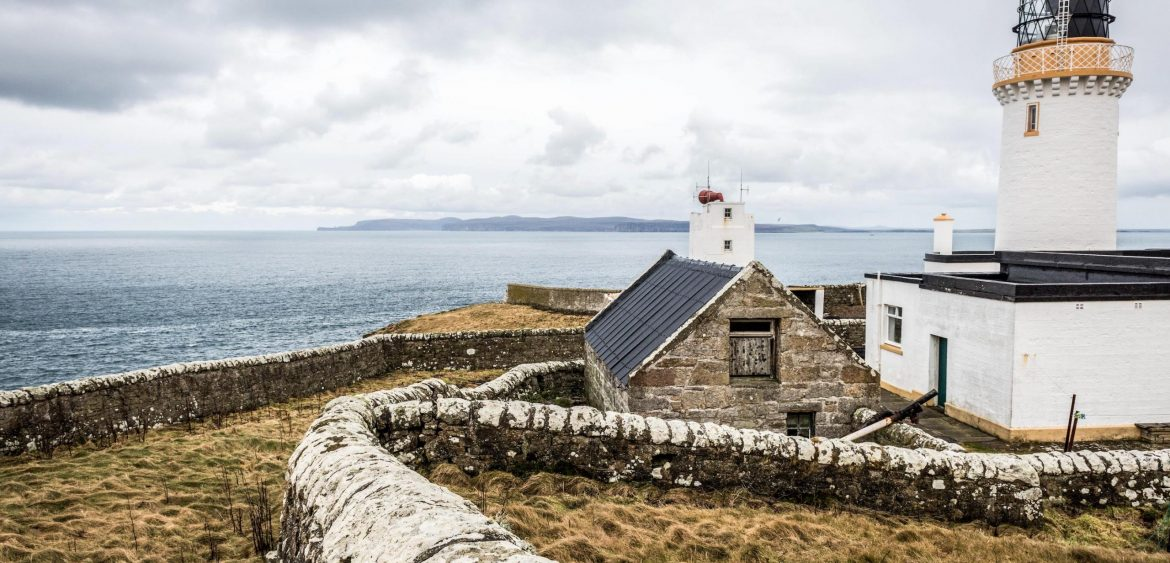 Road Trip from London to Dunnet Head: Dunnet Head
