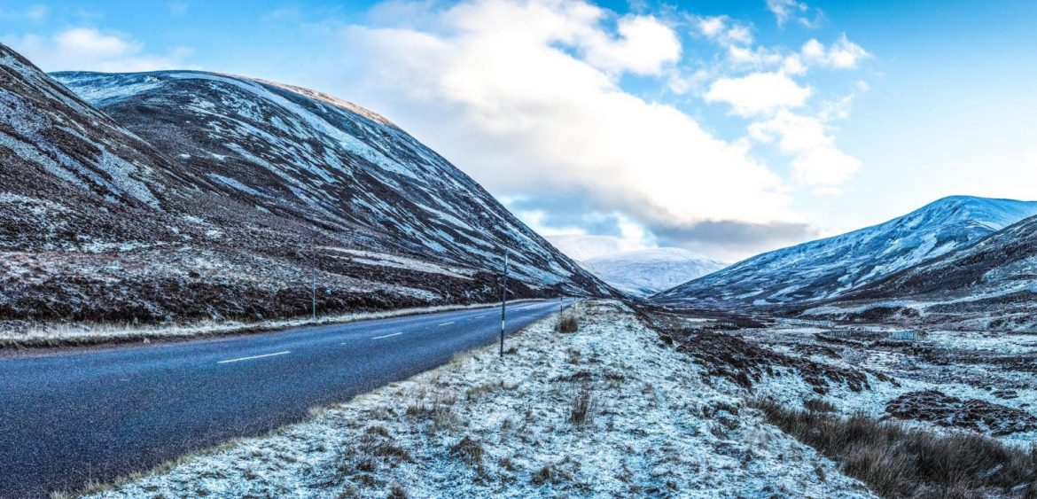 Road Trip from London to Dunnet Head: Cairngorms National Park