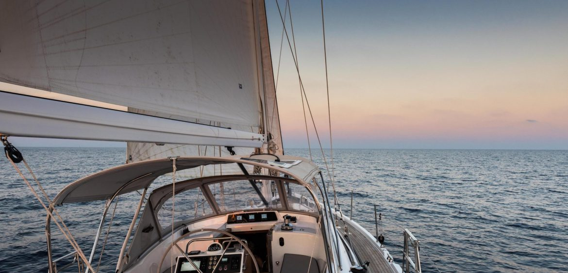 Oyster 545 Yacht